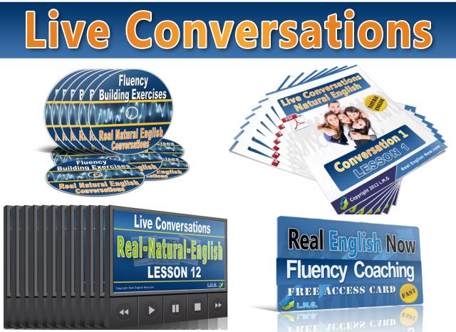 Live Conversation Course